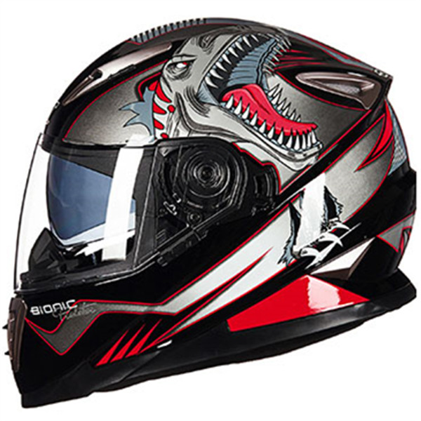 GXT Brand Double Lens Full Face Motorcycle Helmet with Sheld Lock System Motorbike Helmet Moto High Quality Fashion Casco red green lines double lens motorcycle crash helmet high quality flip up electric motorbike full face motorcycle helmet