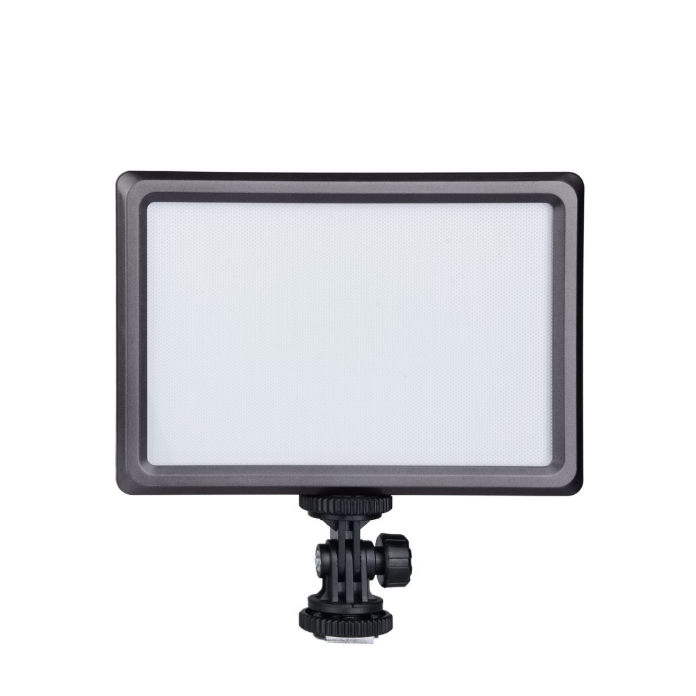 ac6e47efc Nanguang CN-Luxpad22 112 رقائق led الضوء على كاميرا فيديو ضوء ثنائية اللون  3200 كيلو من 5500 كيلو أدى الإضاءة