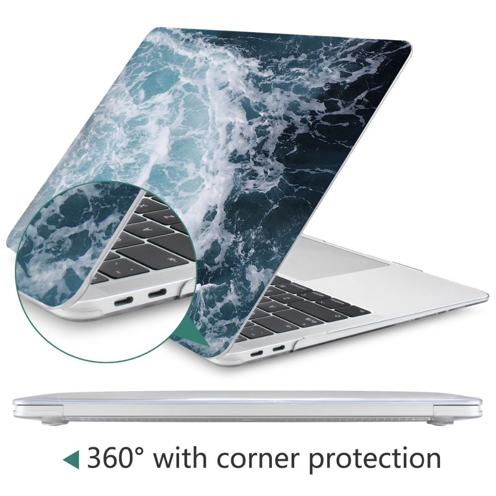 Marble Sky Case for MacBook 194