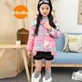 Fashion 2015 new fashion children down coat children down duck down girls' jacket freeshipping
