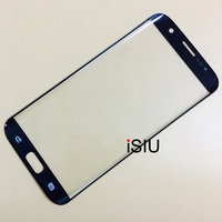 ISIU Replace For Samsung Galaxy S7 Edge Touch Screen Glass Mobile Phone Touch Panel Black White