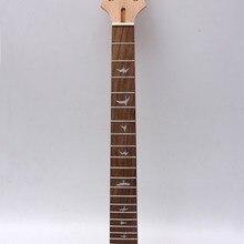"""Гриф для электрогитары 24 лада 25,"""" /24,75"""" ферменный стержень с розовым грифом из красного дерева качественные гитарные части и аксессуары# PRS1"""