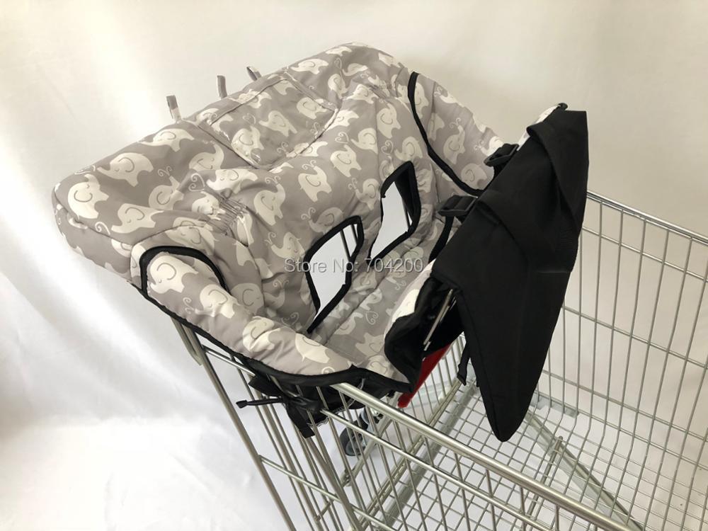 Чехол на колесиках с изображением совы и слона для детей с чехлом для смартфонов/чехол для детской коляски