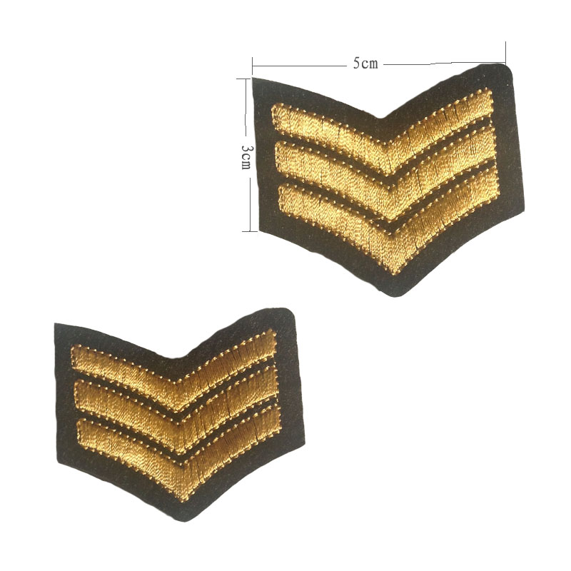 10pcs lot Designs Patch Military Armband Backside Tactical Gear Patches