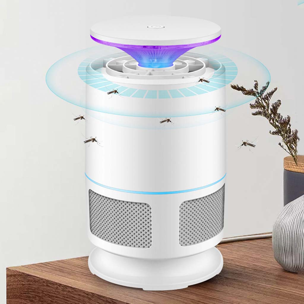 Mosquito Repeller 2019 Electric Fly Bug Zapper Mosquito Insect Killer LED Light Trap Lamp Pest Control