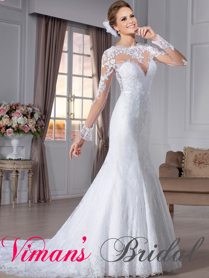 See through wedding dress the image kid for Wedding dress see through