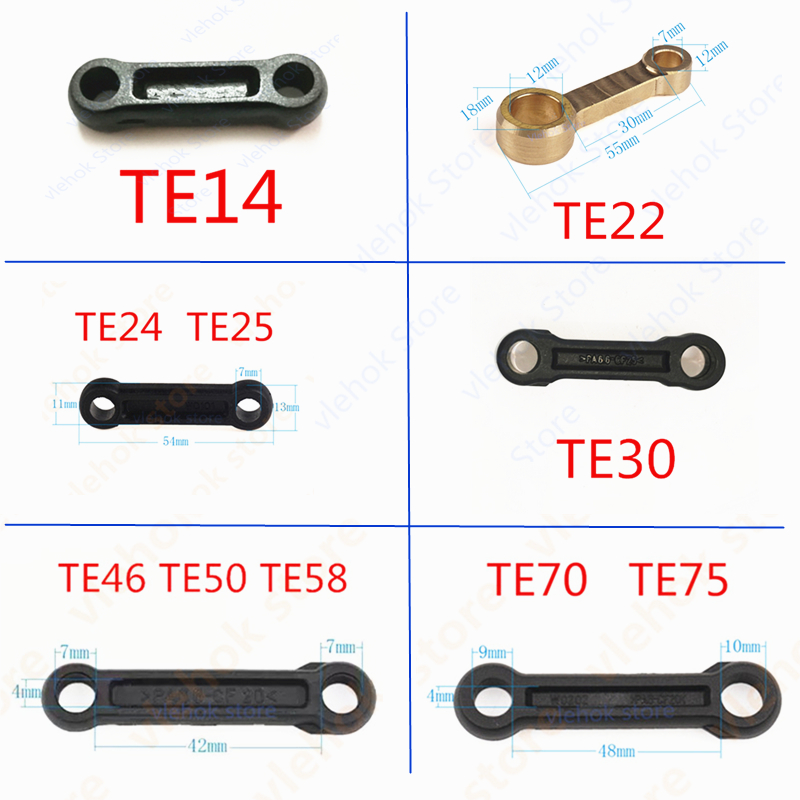 Connection Rod Replace For Hilti TE7-C TE14 TE22 TE24 TE25 TE30 TE40 TE46 TE50 TE58 TE70 TE75  Power Tool Accessories Tool Part