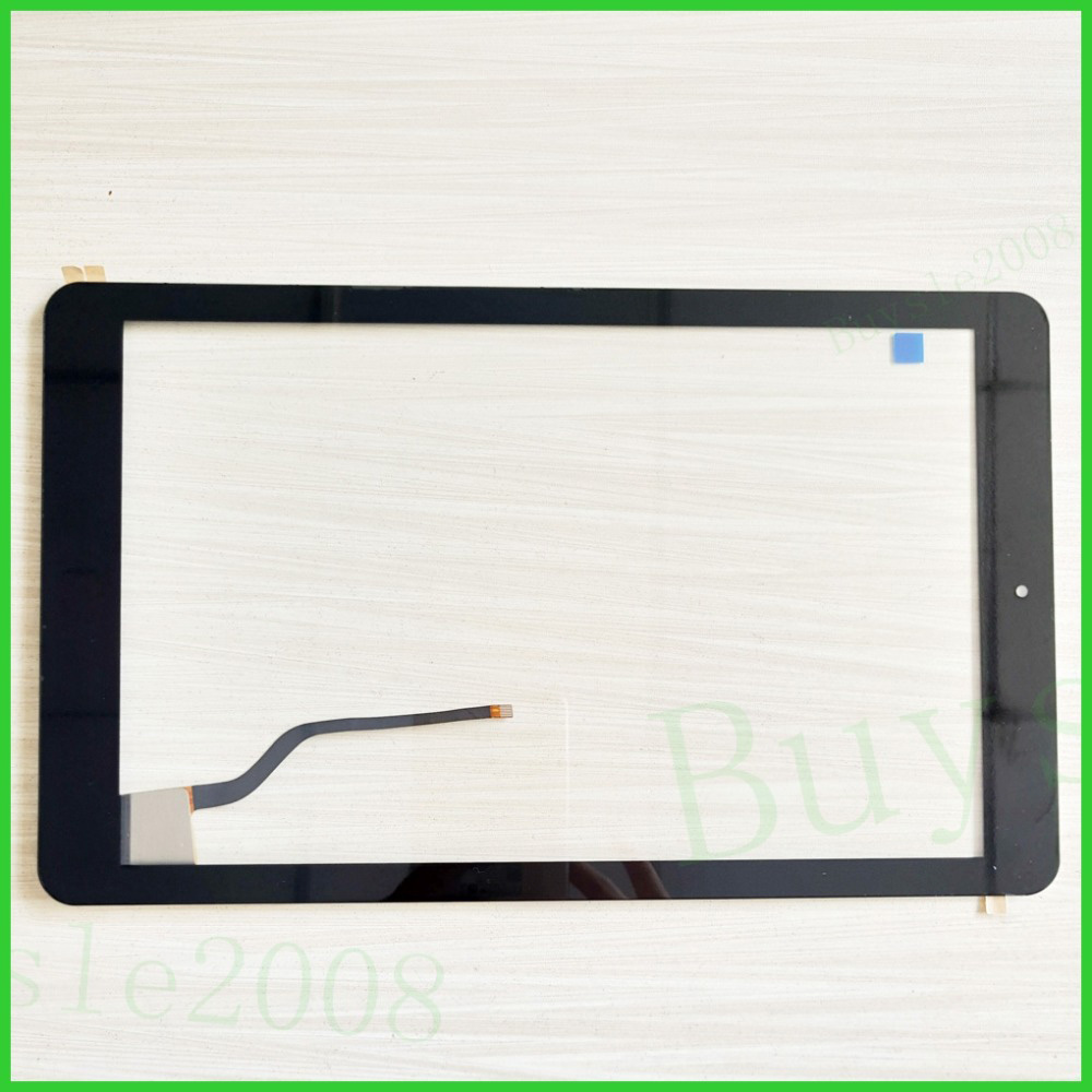 где купить  Black New For 10.1'' inch Tablet Touch Screen Panel Digitizer Sensor Repair Replacement Parts fpc101-0692a Free Shipping  дешево