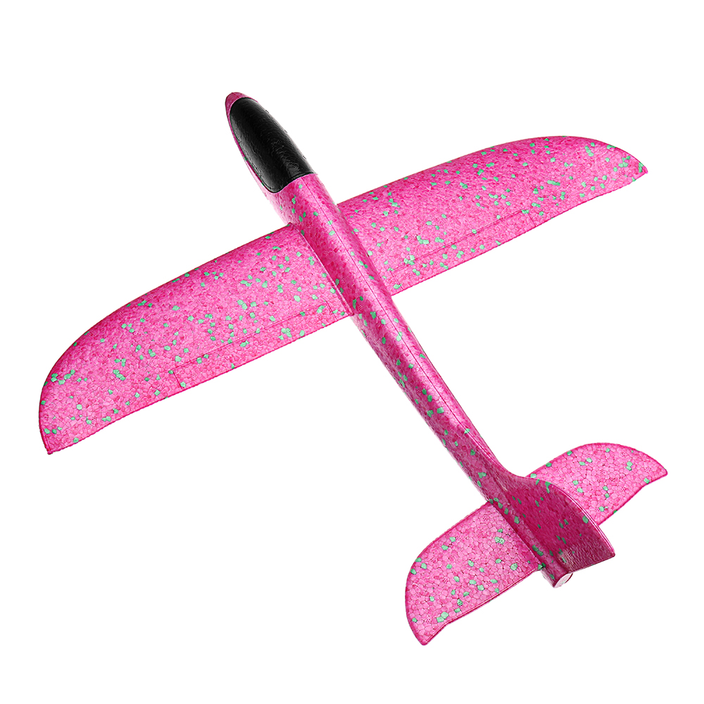 Hand Launch Glider Planes Foam Throwing Airplane Inertia Aircraft Hand FI