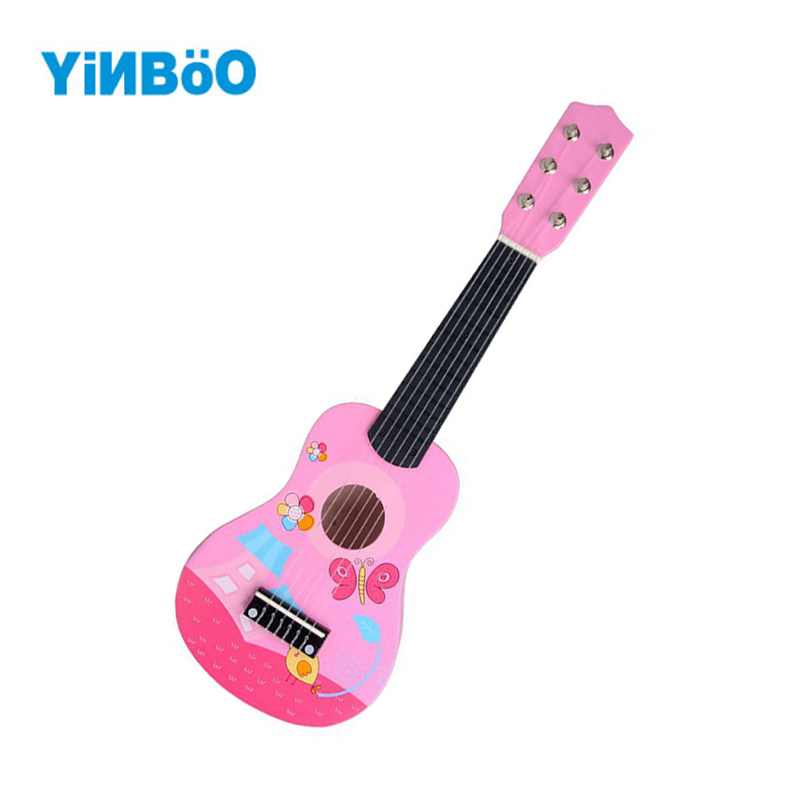 Baby Toys For Children 21 Inch 6 String 12 scale Wooden Guitar ukulele Musical Instruments Educational Toy For Children GiftsBaby Toys For Children 21 Inch 6 String 12 scale Wooden Guitar ukulele Musical Instruments Educational Toy For Children Gifts