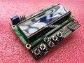 Бесплатная Доставка ЖК Клавиатура Щит LCD1602 ЖК 1602 Модуль Дисплей для arduino ATMEGA328 ATMEGA2560 raspberry pi ООН синий экран