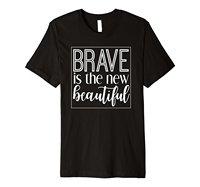 شجاع هو جديد جميل t-shirt للنساء والفتيات المطبوعة جولة الرجال تي شيرت رخيصة الثمن أعلى قمزة ريترو 100% ٪