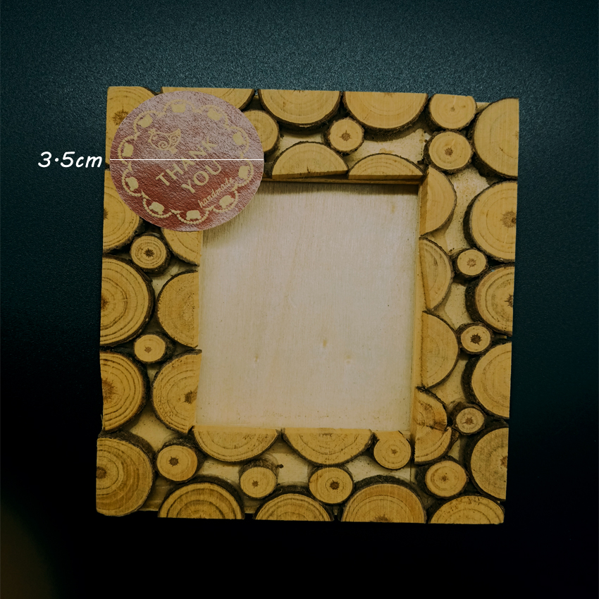 Купить с кэшбэком 80PCS/lot 'THANK YOU' Vintage Kawaii Little Bird Round Kraft Paper Seal Sticker For Handmade Products Package Decoration Lable