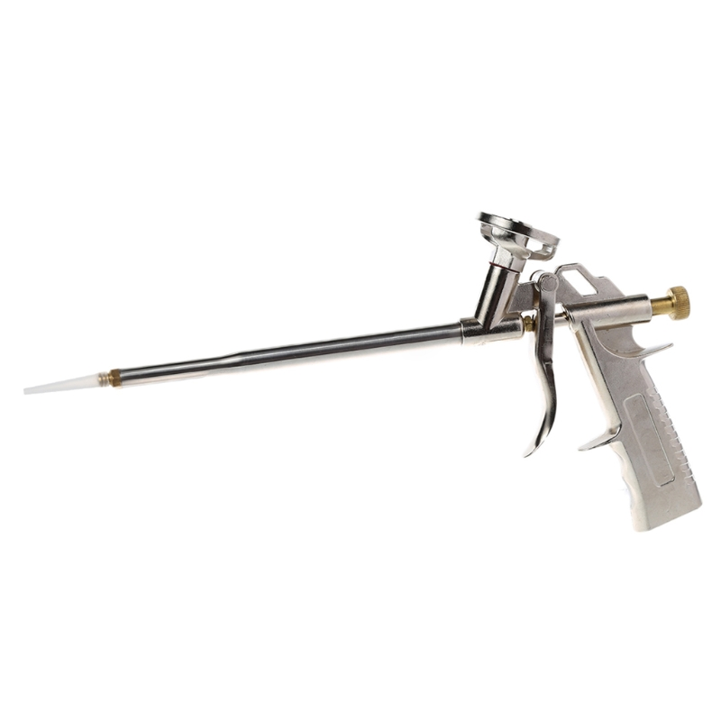Alloy Foam Expanding Spray Gun Sealant Dispensing PU Insulating Applicator Tool