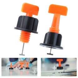 Многоразовая система выравнивания плитки мм 3-17,5 мм толщина Регулируемый напольный выравниватель мм 1,6 мм зазор керамическая плитка левинг ...