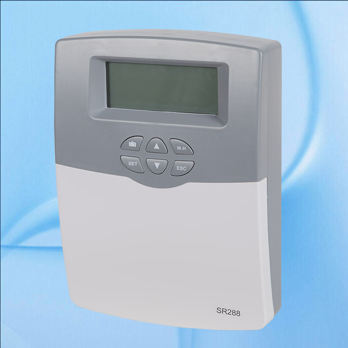 Solar Water Heater Controller Collector and Solar System controller SR288