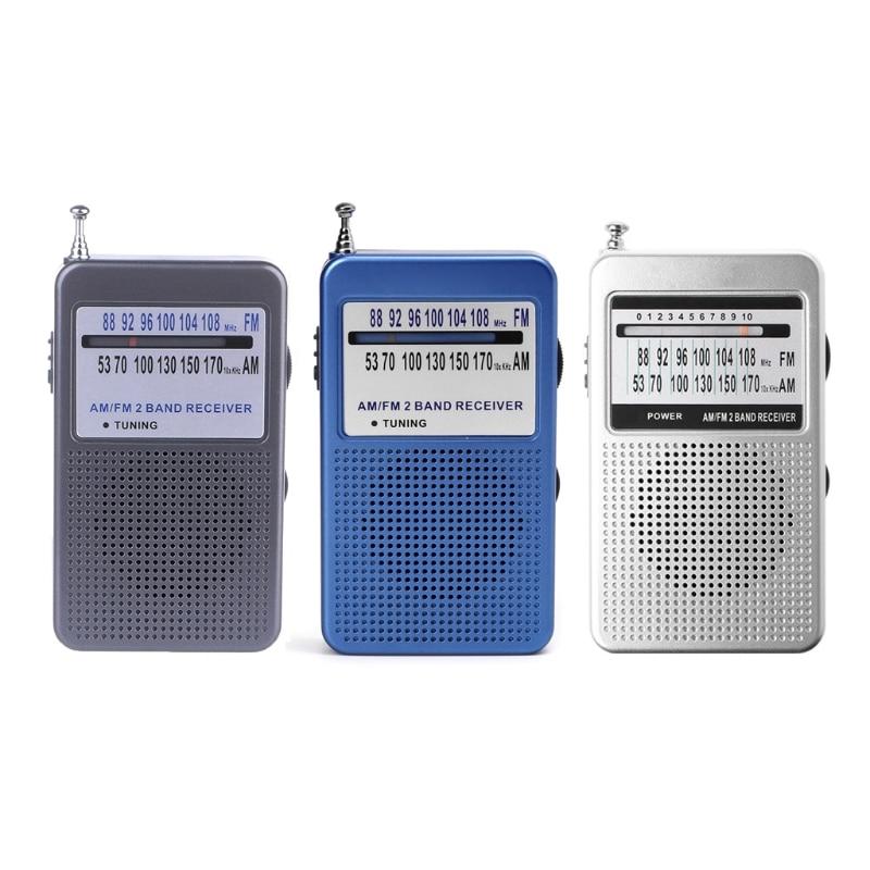 Radio Brillant Tragbare Am/fm 2 Band Digital Display Tasche Radio Empfänger Unterstützung Stereo Modus Durch Wissenschaftlichen Prozess