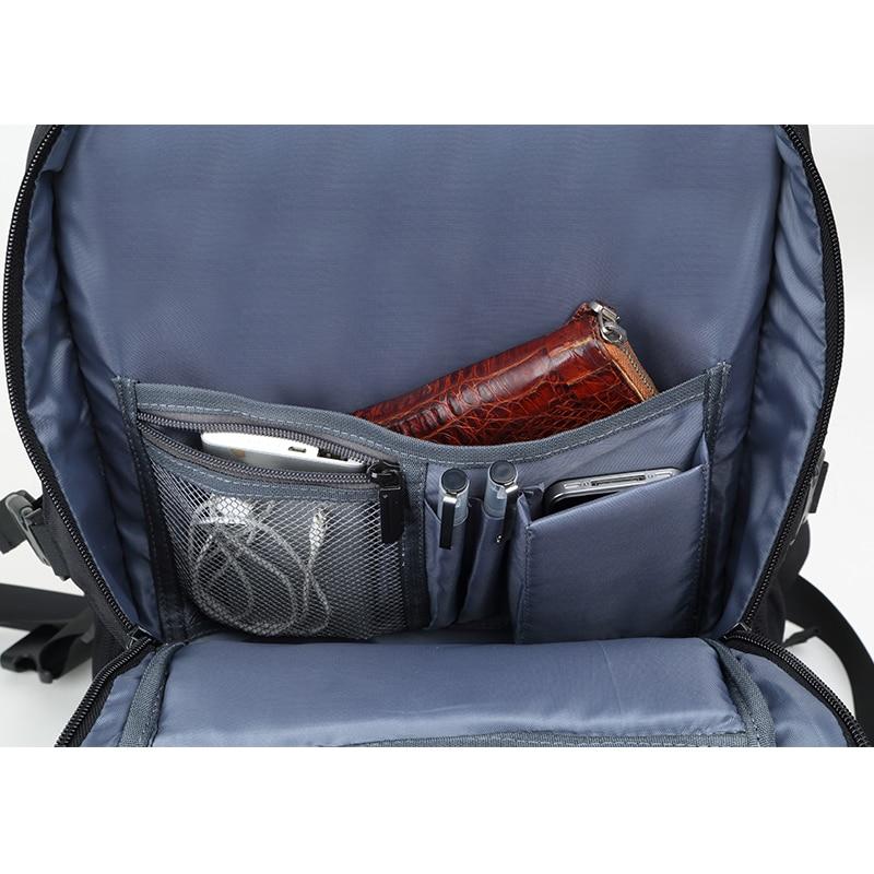 mingtek business casual laptop mochila Backpack Small Size & Weright : 50*31*17 CM 1.13 KG