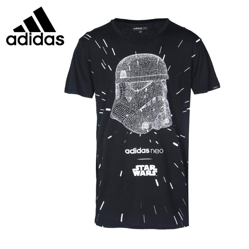 Original New Arrival 2017 Adidas NEO Label M SW TEE 3 Men's T-shirts short sleeve Sportswear adidas original new arrival official originals s s camo color men s t shirts short sleeve sportswear cd1696