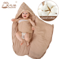Sleeping Bag Baby Warm Winter Cotton Oversized Baby Slaapzak Envelope For Newborns Infant Sleep Sack Swaddling & SwaddleMe
