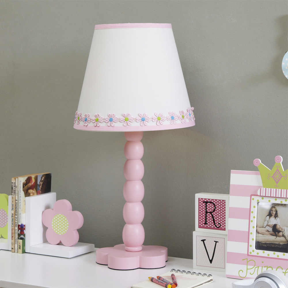 Groovy Table Lamp For Girls Pink Lamps The Bedroom Led E27 Flower Download Free Architecture Designs Saprecsunscenecom