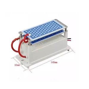 Image 3 - 220 В/110 в 10 г Портативный Керамический генератор озона двойная интегрированная Длинная жизнь керамическая пластина озонатор очиститель воздуха