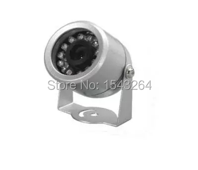 Best  price 1/2.7 Color CMOS Real 1200TVL High Resolution IR In/outdoor waterproof Mini Bullet Camera CCTV Camera Free Shipping bullet camera tube camera headset holder with varied size in diameter