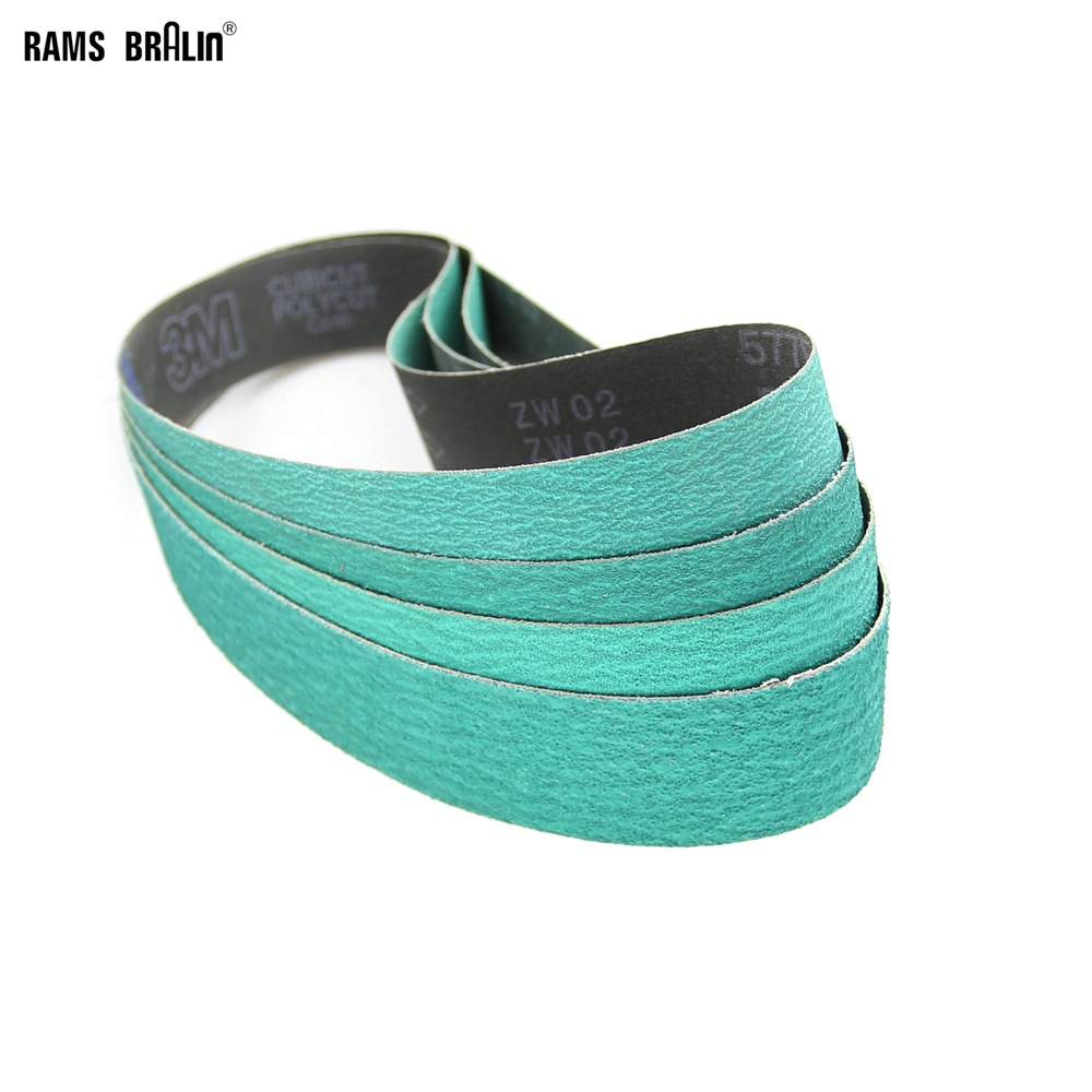 4 Pieces 915*50mm Z/A 577F Sanding Belts 2