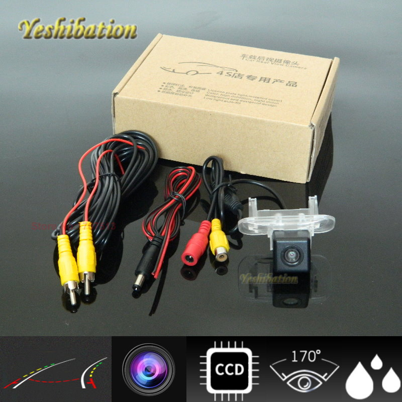 Yeshibation Reversing image camera For MB Mercedes Benz B Class W245 Dynamic Track HD night vision