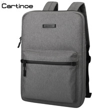Фотография 2017 Brand Women Bag Travel 14 15 15.6 inch Laptop Backpack Waterproof College Tide Casual Men