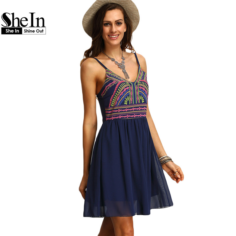 shein print dresses boho clothing new arrival womens
