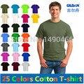 2016 Aptitud de La Manera de Los Hombres de Manga Corta Camisetas Casual de las camisetas para Los Hombres T-shirt Ropa de Algodón de Color Sólido Blanco suelto Tops