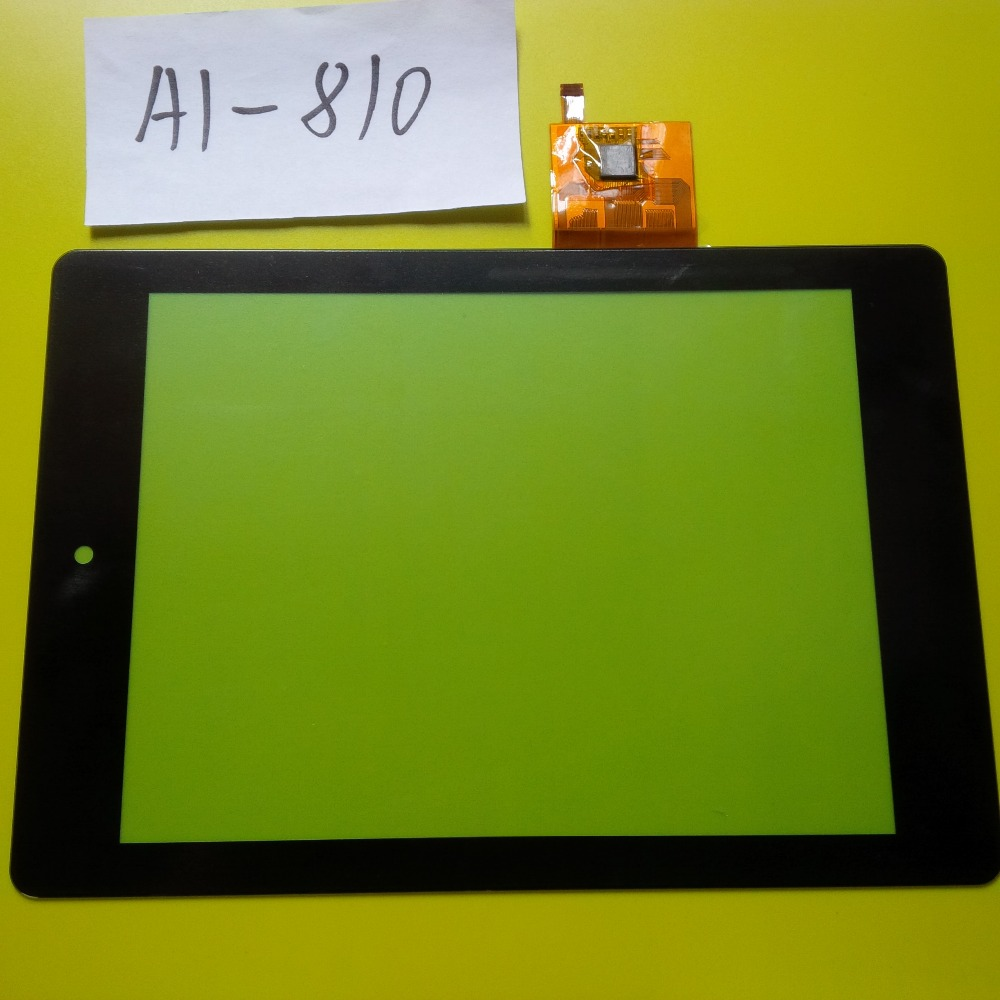 for A1 810 Sensor Replacement Parts For Acer Iconia Tab A1-810 Outer Touch Screen Digitizer Panel ; With Tracking Number for acer iconia tab a1 a1 810 tablet pc touch screen digitizer glass parts panel free tools
