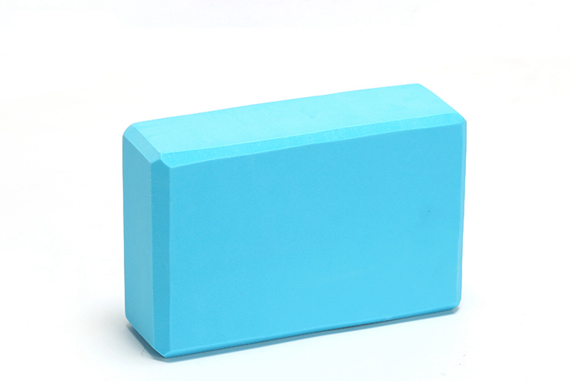 5 Colors Pilates EVA Yoga Block Brick Sports Exercise Gym Foam Workout Stretching Aid Body Shaping Health Training (3)