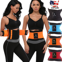 Waist Trainer Hot Shapers Waist Trainer Corset Slimming Belt Shaper Body Shaper Slimming Modeling Strap Belt