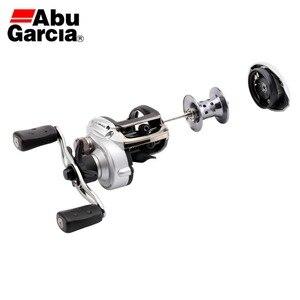 Image 5 - NEW Abu Garcia Brand SILVER MAX3 SMAX3 Left Right Hand BaitCasting Fishing Reel 5+1BB 6.4:1 209g Bait Casting Reel