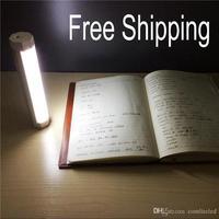 2015 Nóng bán 200LM White LED Bar Ống Đèn Sạc Khẩn Cấp Đa Chức Năng Ống Đèn LED Từ Đèn Pin Dimmable