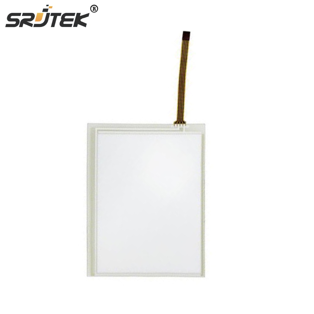 Srjtek For <font><b>KORG</b></font> <font><b>PA500</b></font> M50 TP-3567S1 6MM 131*103mm Touch Panel Screen Glass Digitizer Replacement image