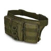 Tactical Hunting Belt Pack Security For Outdoor Sport Hiking Waist Bag Gadget Money Pocket 4 7
