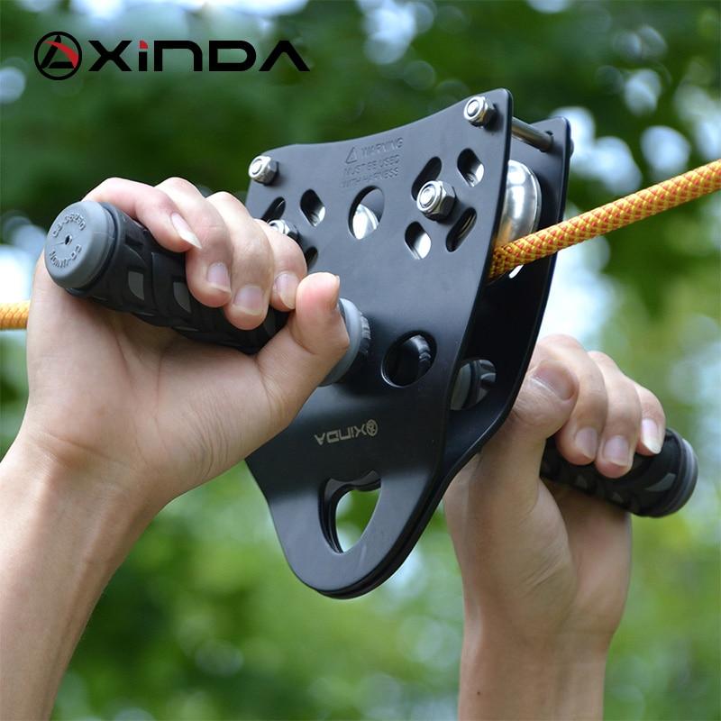 XINDA Professional Dəstək kasnağı Roller Ötürücü Xarici - Düşərgə və gəzinti - Fotoqrafiya 3