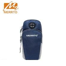 MERRTO Running Mobile Arm Bag For Iphone 5s/6/6s/Plus Outdoor Fitness Waist Belt Bag Travel Sports Hiking Running Belt Bag#19835