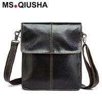 OGRAFF Genuine Leather Bag Men Messenegr Bags Business Crossbody Shoulder Bag High Quality Briefcases Designer 2017