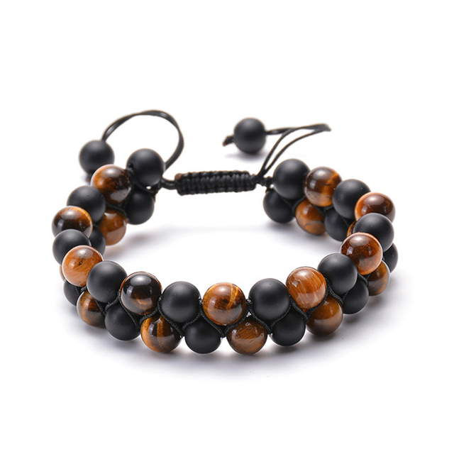 BOAKO Double Row Bracelet...