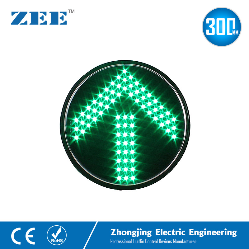 220V 12V 24V Green LED Traffic Lamp Round Replacement LED Traffic Signal Repaired LED Traffic Light