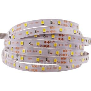 Image 3 - Tira de luces LED de 5M, 2835 SMD DC 12V 240LEDs/M 300/600/1200 Leds, impermeable IP65, Flexible, cinta de luces LED, blanco frío y cálido