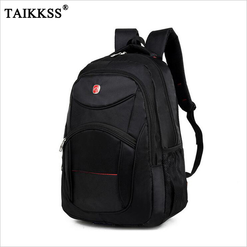 2018 New Fashion Male Oxford Backpack Black Casual Rucksacks 15inch Laptop Backpack College Student School Backpack High Quality 15inch laptop backpack men high quality waterproof oxford student school backpack bag multifunction casual travel male mochila