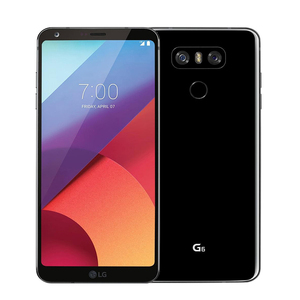 Image 1 - هاتف خلوي LG G6 G600L/S/K النسخة الكورية بشاشة 5.7 بوصة وذاكرة وصول عشوائي 4 جيجابايت وذاكرة قراءة فقط 32 جيجابايت/64 جيجابايت ومعالج سنابدراجون 821 وكاميرا خلفية مزدوجة (بدون طلاء)