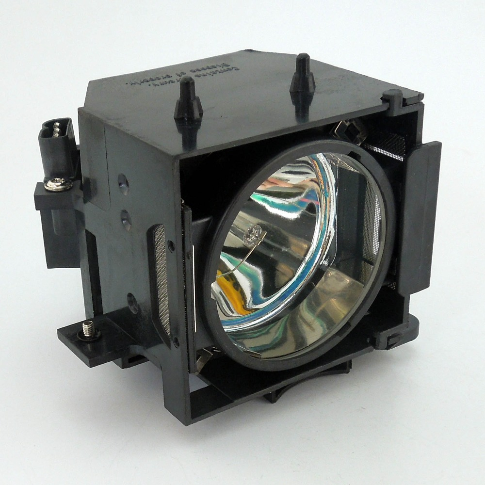 Original Projector Lamp ELPLP37 / V13H010L37 for EPSON EMP-6000 / EMP-6100 / EMP-6010 / PowerLite 6100i / PowerLite 6110i original projector lamp elplp45 v13h010l45 for epson emp 6110 emp 6010 powerlite 6010 with housing