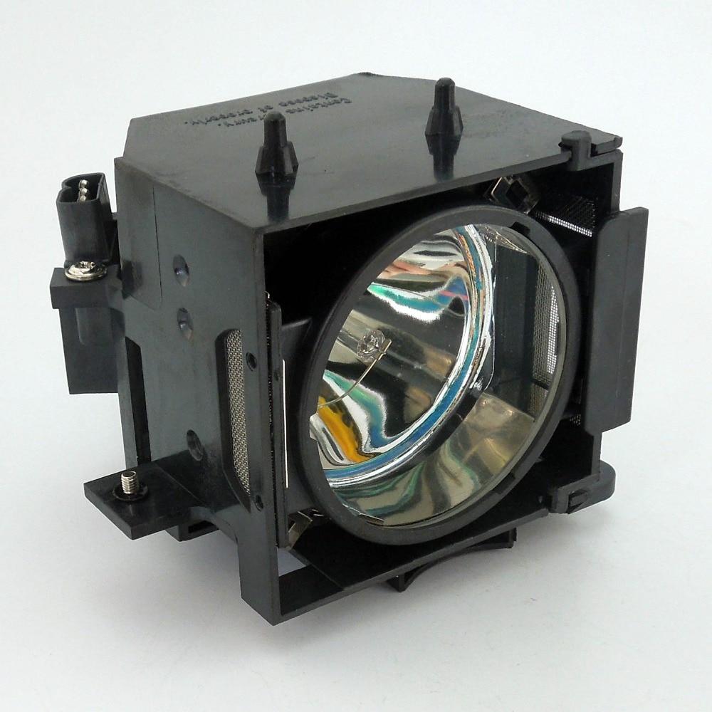 Original Projector Lamp ELPLP37 / V13H010L37 for EPSON EMP-6000 / EMP-6100 / EMP-6010 / PowerLite 6100i / PowerLite 6110i original projector lamp module elplp45 v13h010l45 for epson emp 6010 powerlite 6110i emp 6110 v11h267053 v11h279020