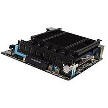 Новейший 4PIN 6 тепловых трубок кулер для процессора 12 см охлаждающий вентилятор для Intel LGA для AMD FM/AM охлаждающий прижимной ITX cpu Радиатор всего 74 мм